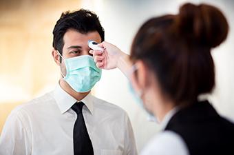 Temporary Clinical Temperature Screeners Job Opening